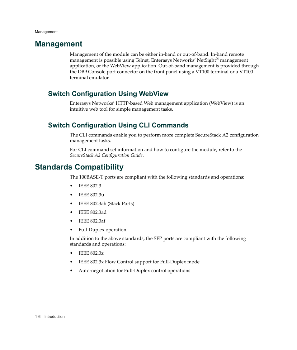 management switch configuration using webview switch configuration rh manualsdir com Quick Reference Guide User Guide Template