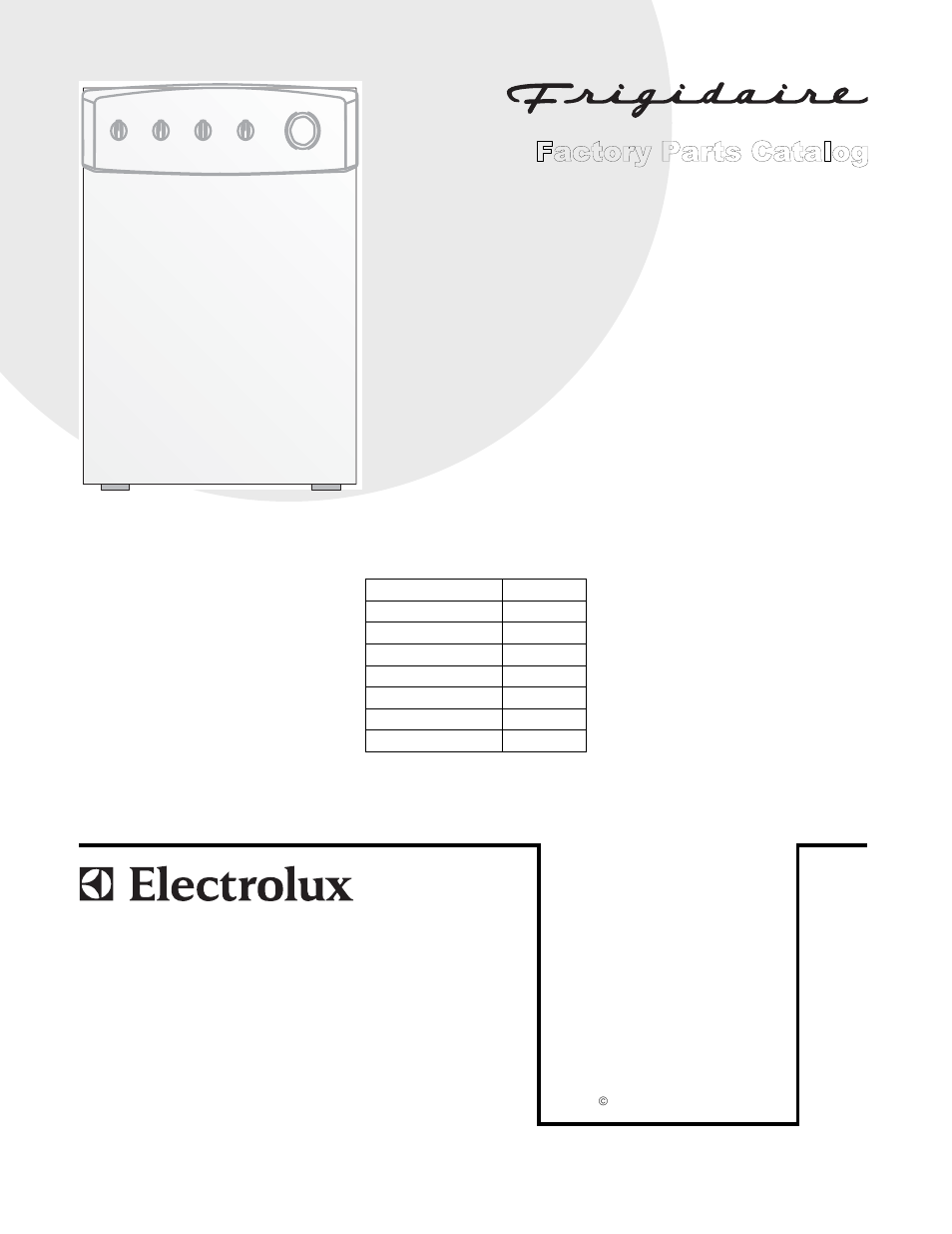 Electrolux Frigidaire Ftw3014kw0 User Manual 10 Pages Washing Machine Wiring Diagram