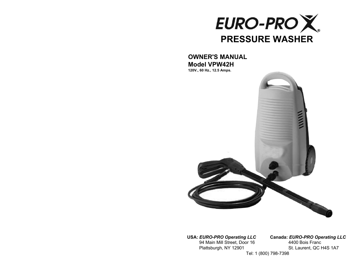 euro pro x vpw42h user manual 6 pages Euro Notes Euro Currency