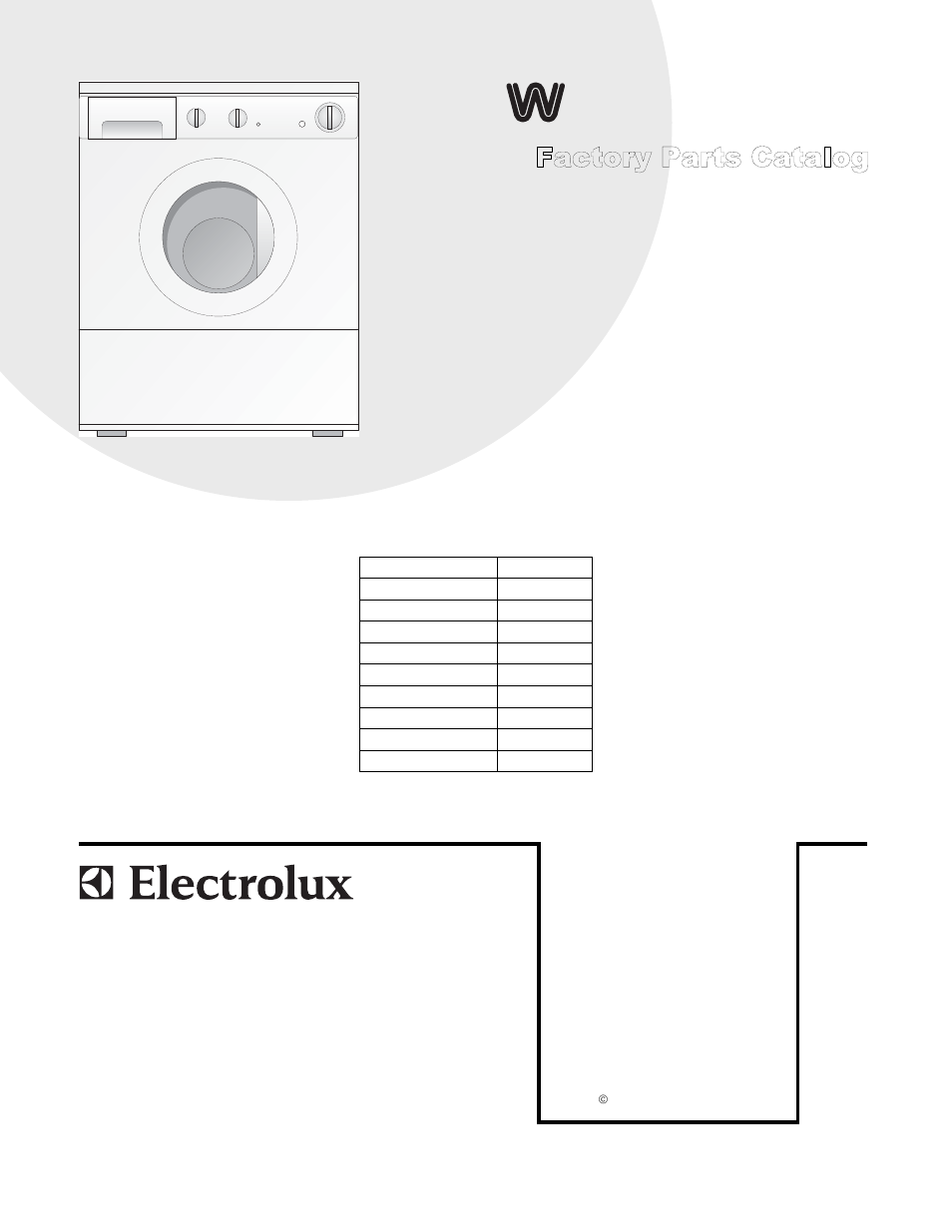 electrolux wtf330hs0 user manual 9 pages rh manualsdir com