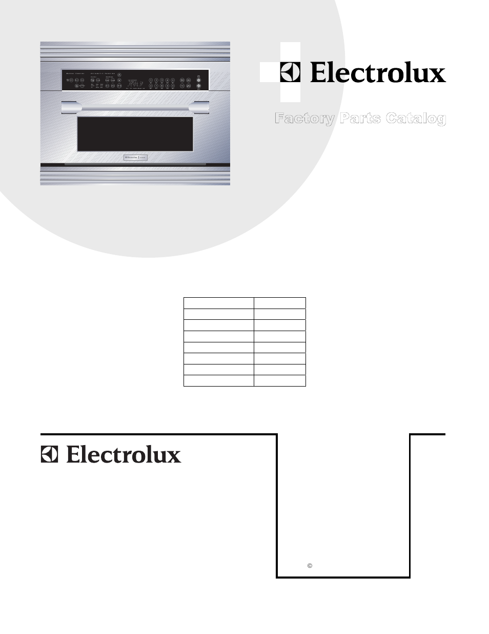Electrolux Fan E30so75fp User Manual 10 Pages