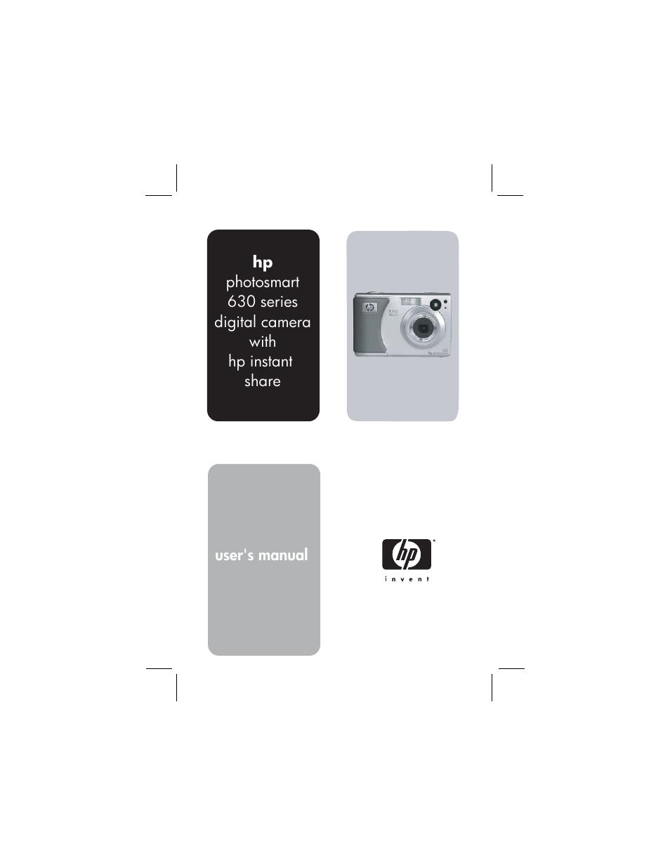 hp 630 series user manual 124 pages rh manualsdir com hp 635 camera user manual hp camera manuals downloads