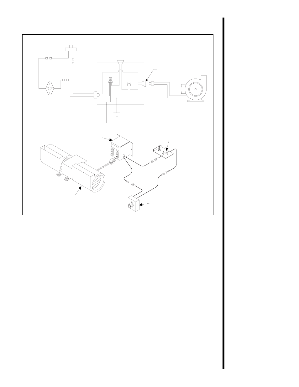 Caution  For Direct Spark Ignition  Dsi  Wiring  Figure 31