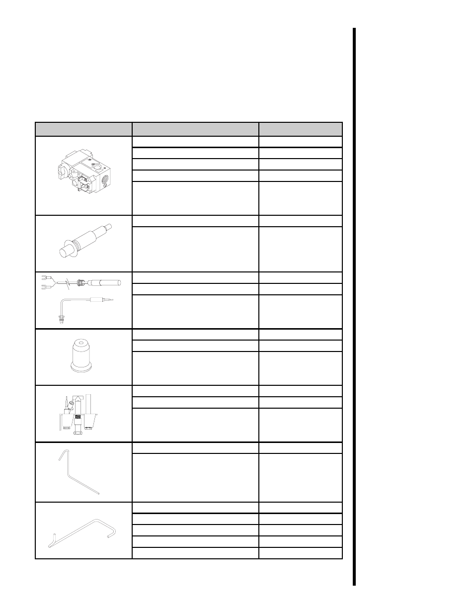 Section 5  Replacement Parts