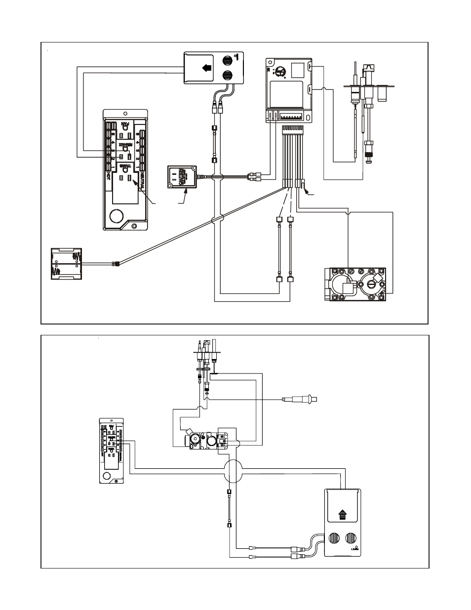 Remote control    wiring    diagrams   Hearth and Home