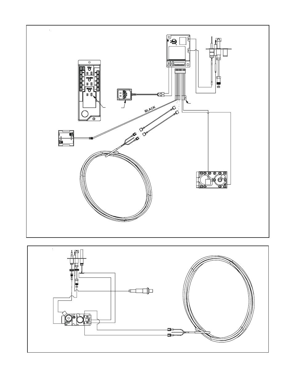 figure 8  standing pilot ignition wiring diagram