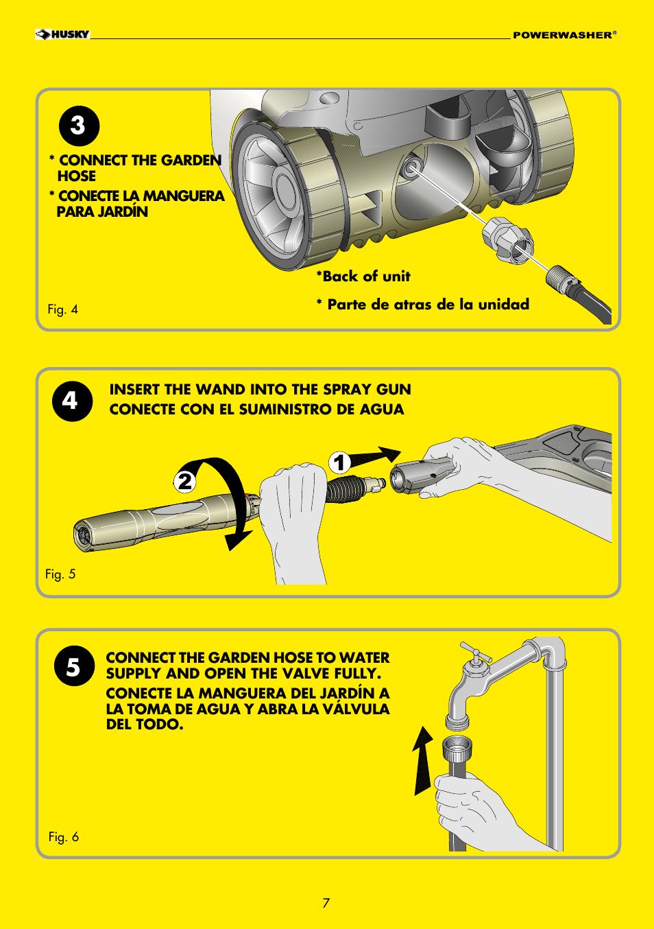 Husky H1600 User Manual | Page 7 / 32