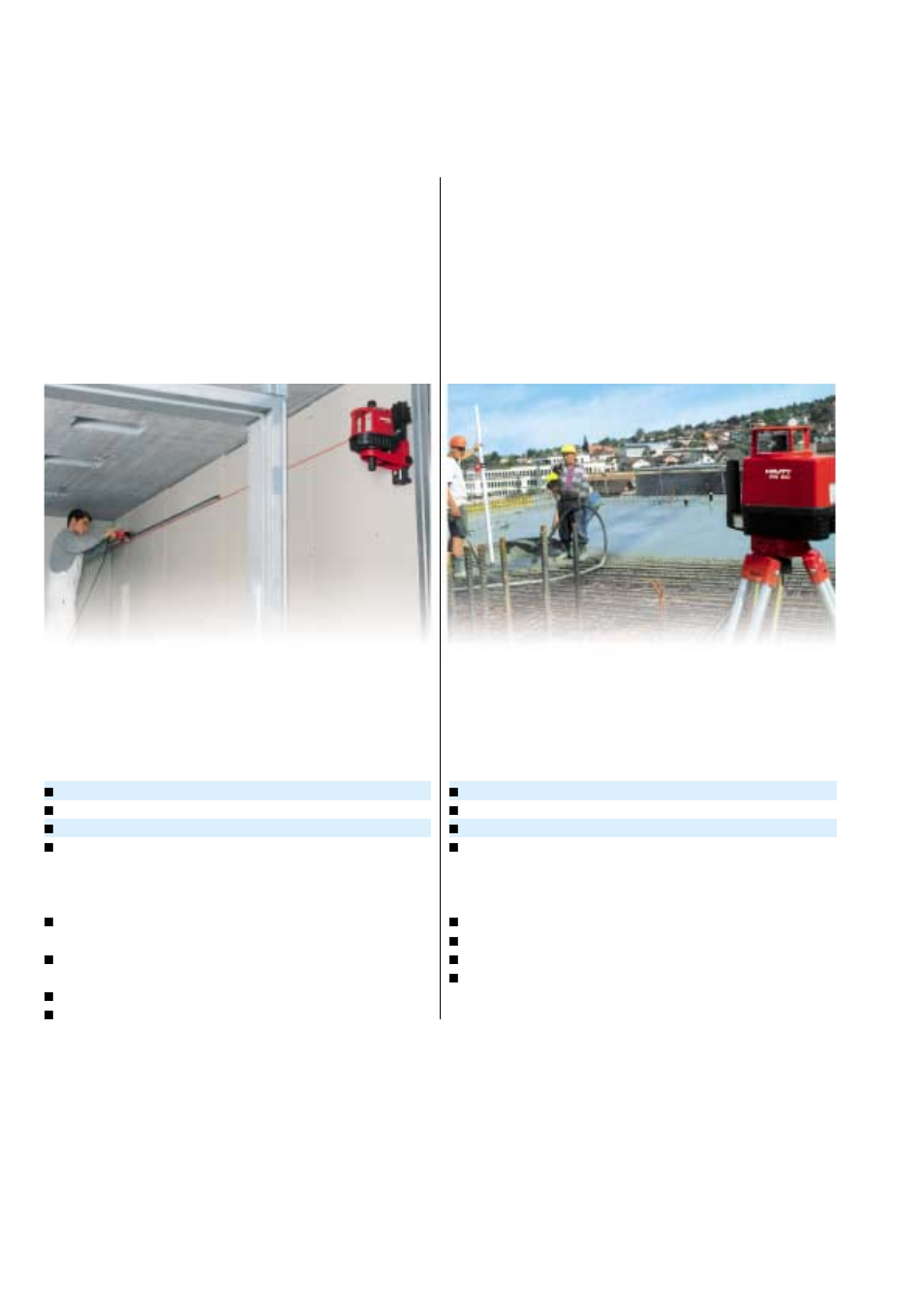 hilti pr 60 rotating laser hilti pr 16 user manual page 4 6 rh manualsdir com Oracle SOA Administrator Guide PR 16 Bulb