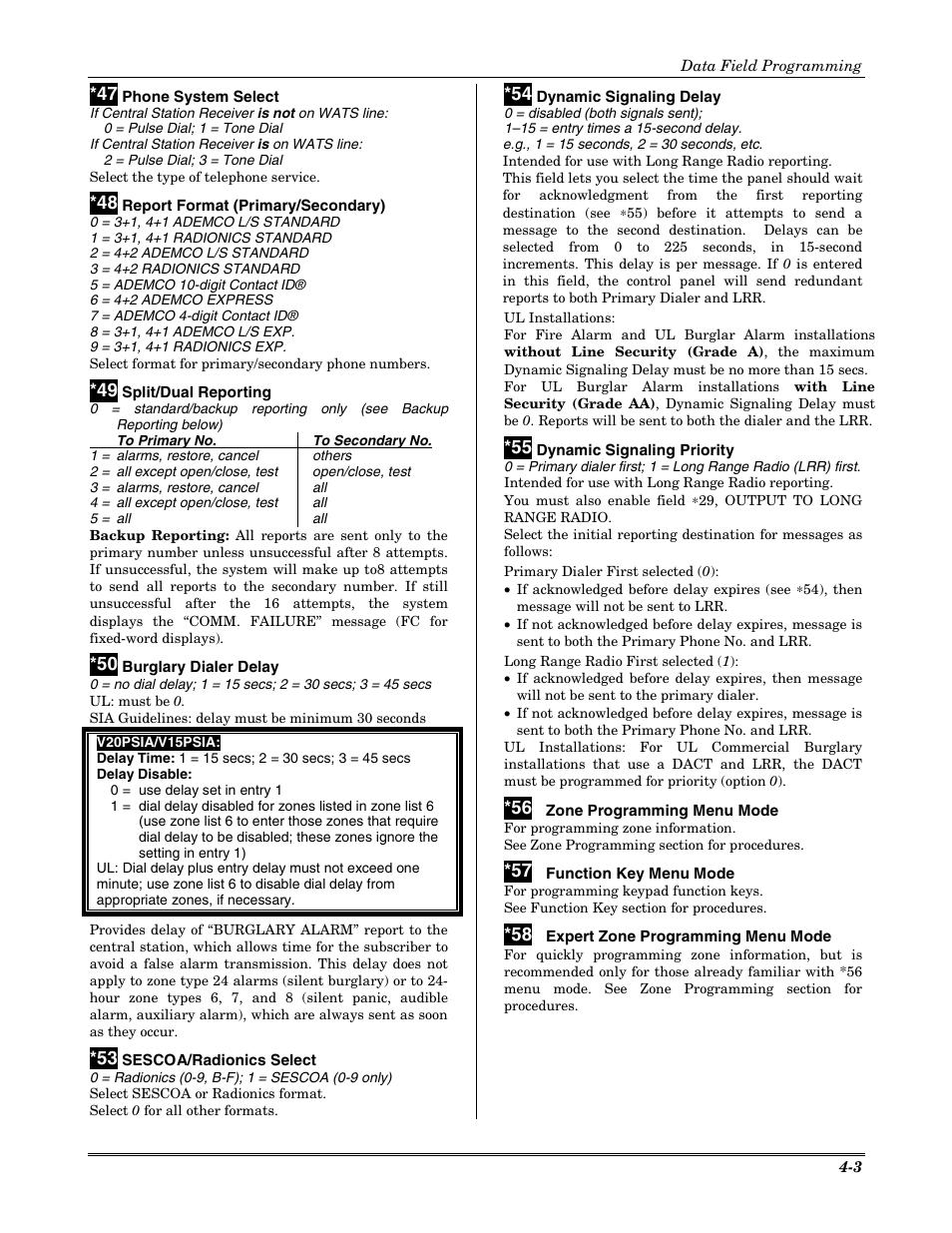 honeywell vista 20p user manual page 27 80 original mode rh manualsdir com vista 20p user guide pdf vista 20p user s manual