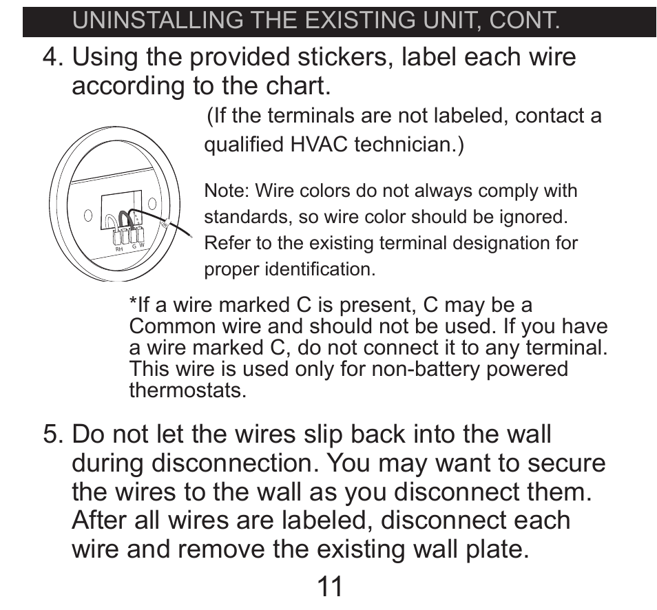 Modern Common Wire Color Illustration - Best Images for wiring ...