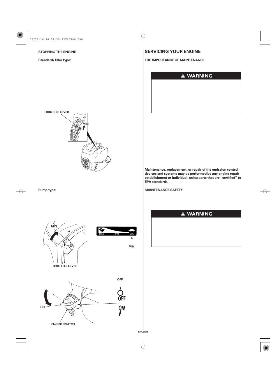servicing your engine honda gx35 user manual page 6 20 rh manualsdir com honda gx35 manuel francais honda gx35 service manual