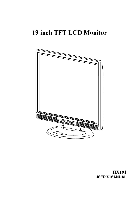 Corporate computer.