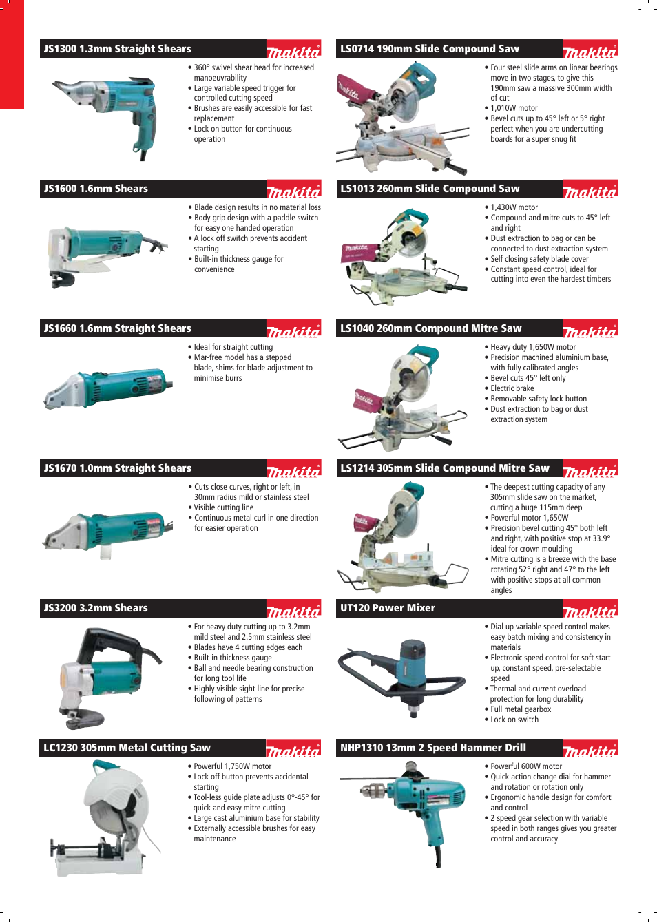 united tools national catalogue 2006 hitachi ds14dvf3 user manual rh manualsdir com Verizon LG User Manual Hitachi Repair Manual