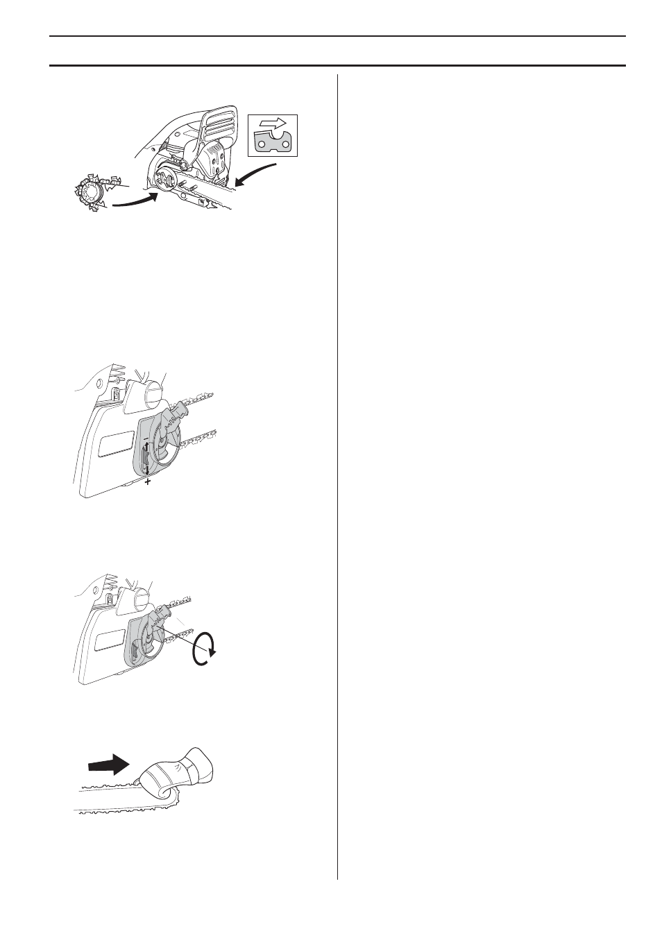 montage | husqvarna 455e rancher user manual | page 63 / 140