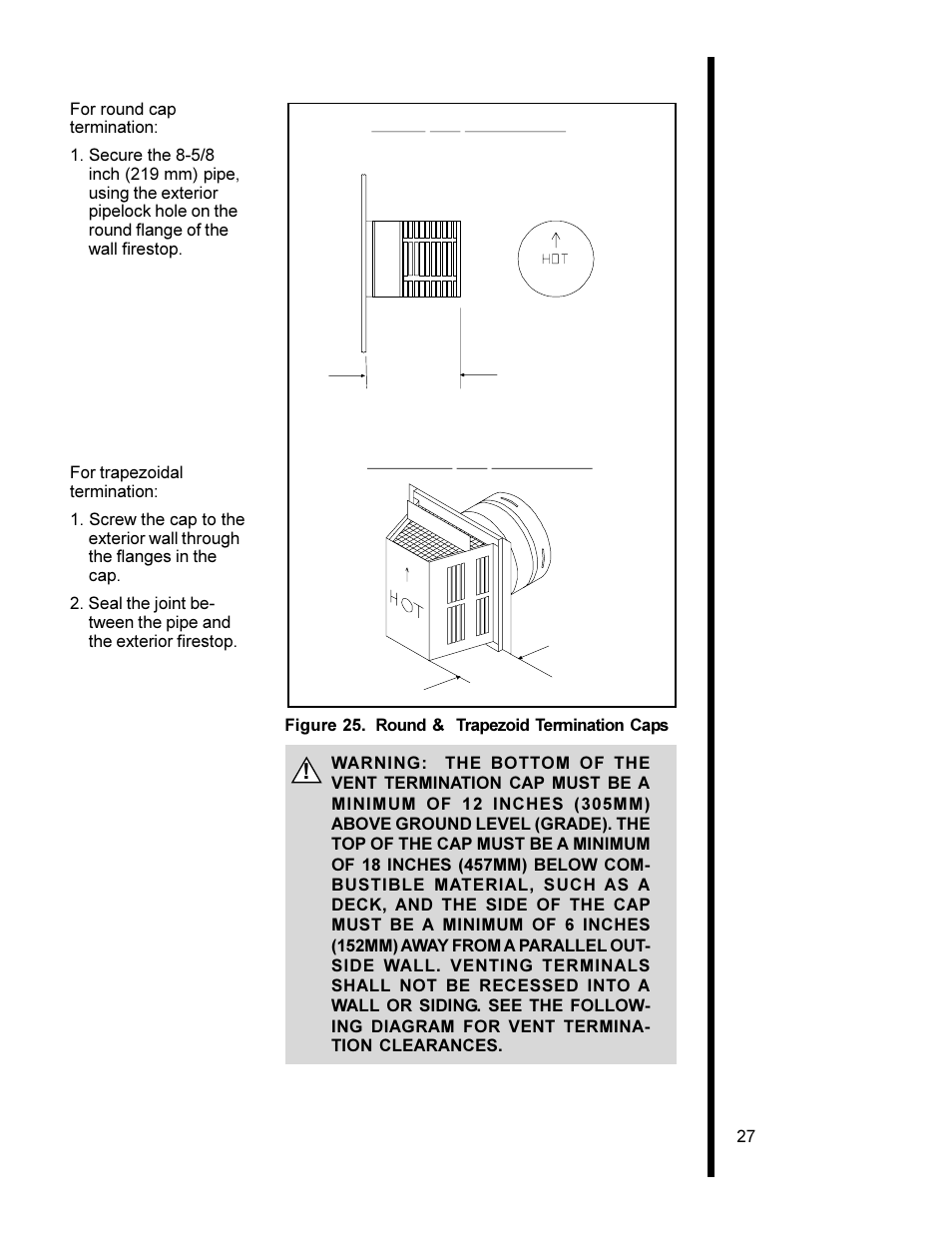 Heat Glo Fireplace Heat N Glo 6000xlt Cdn User Manual Page 27