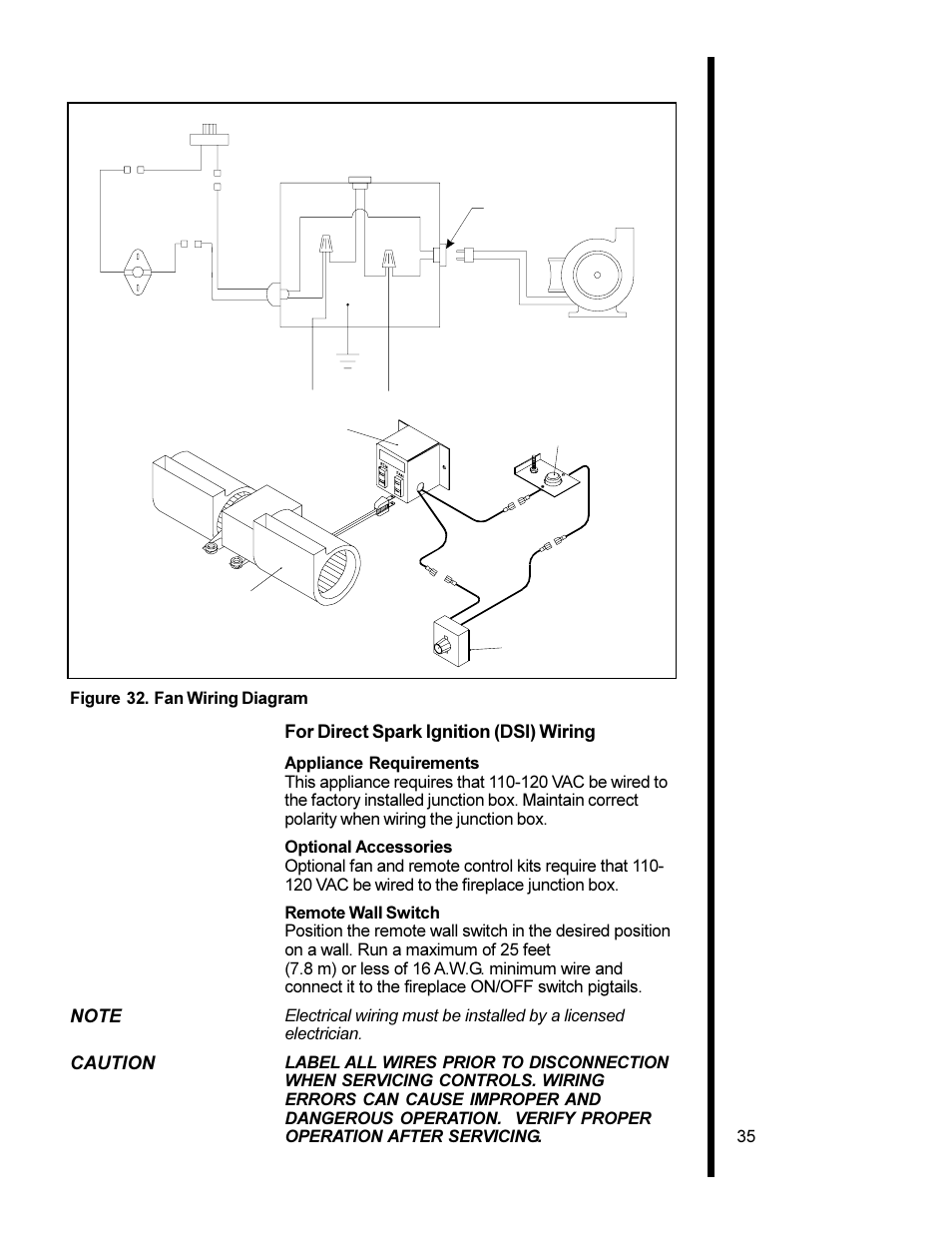 wiring diagram for a gas fireplace blower read all wiring diagram Fireplace Fan Wiring Diagram