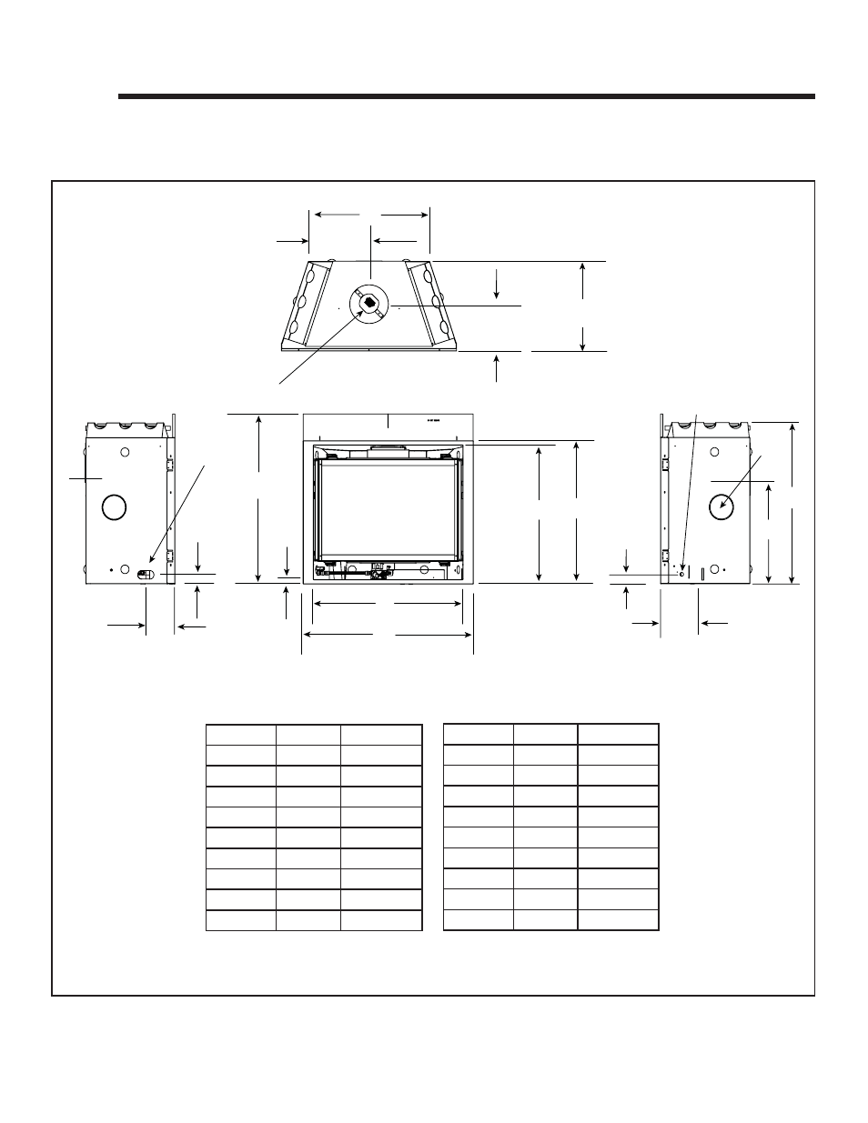 Reference materials | Heat & Glo Fireplace 6000GLX-IPILP-S/-R User
