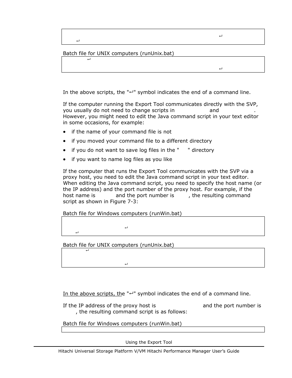 Figure 7-2 i   Hitachi MK-96RD617-08 User Manual   Page 187