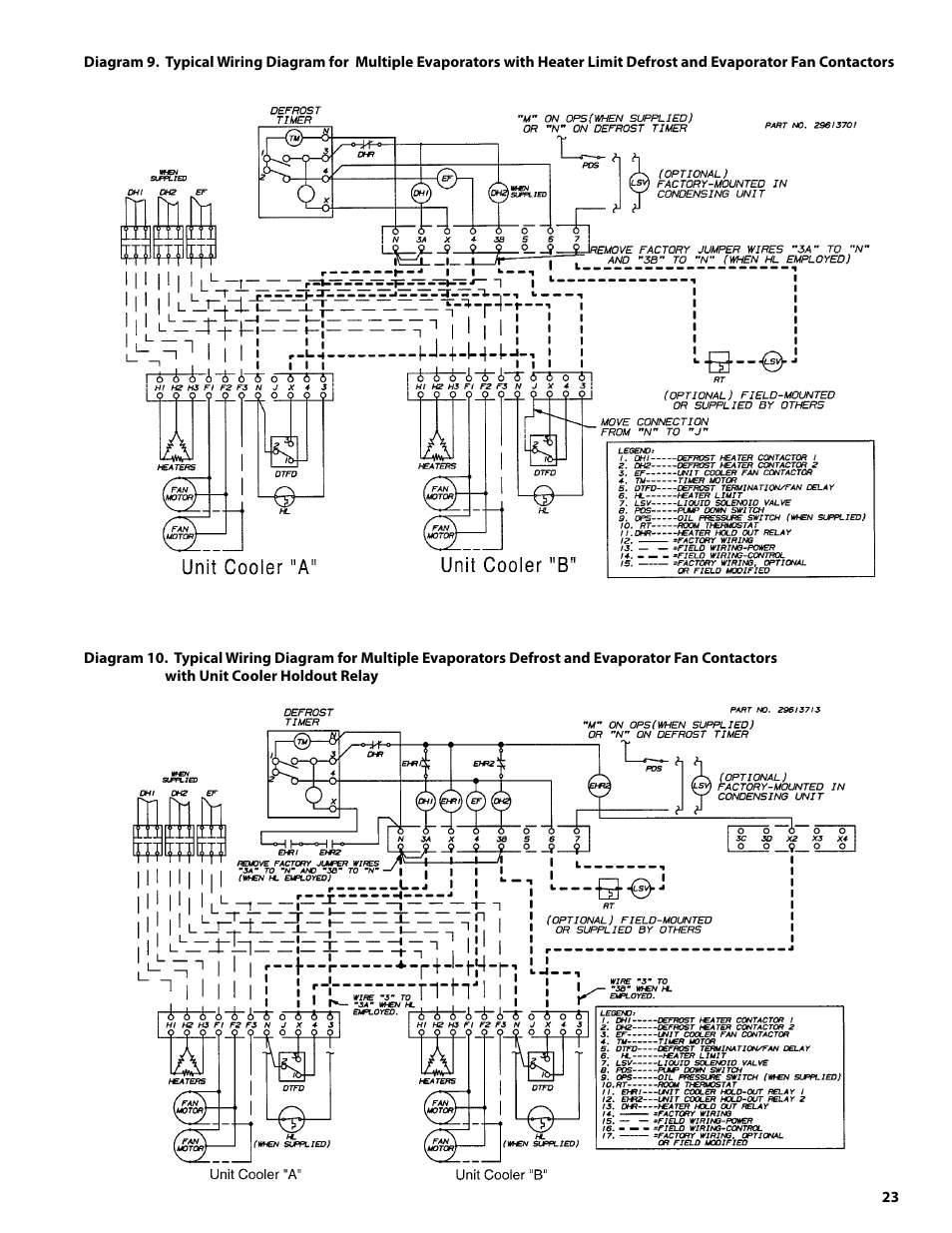heatcraft refrigeration products condensing units h im cu page23 heatcraft refrigeration products condensing units h im cu user heatcraft wiring diagram at webbmarketing.co
