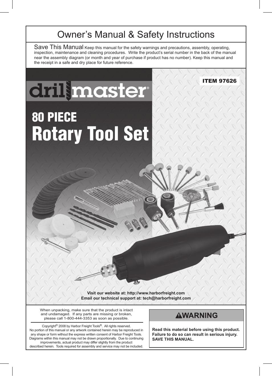 drill master wiring diagram