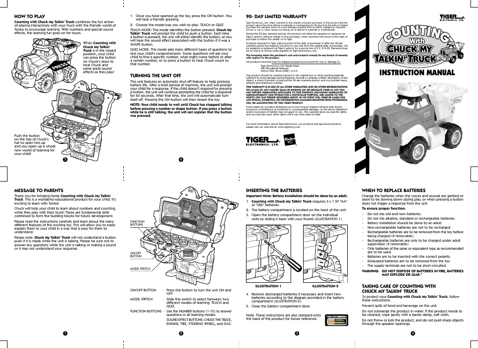 Hasbro 59233 User Manual | 1 page