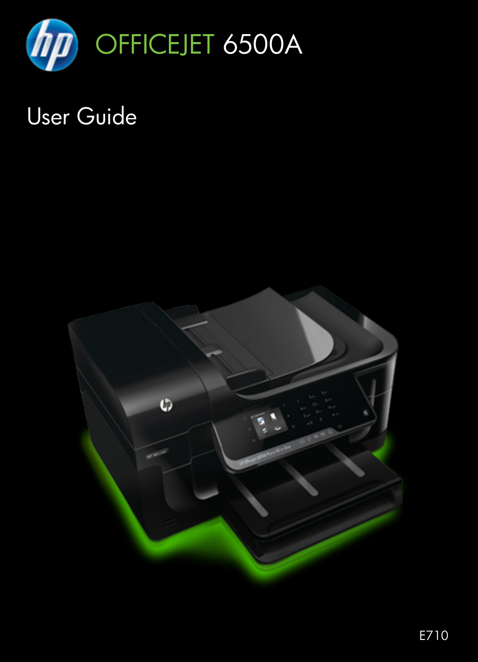 HP Officejet 6500A Plus User Manual | 250 pages | Also for: Officejet 6500A
