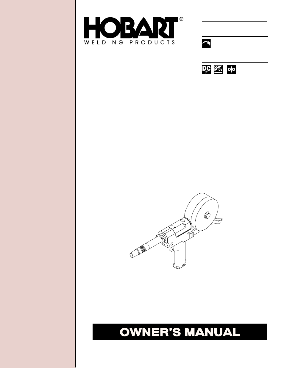 Hobart Welding Products OLYMPIC 30A OM-184 693C User Manual | 24 pages