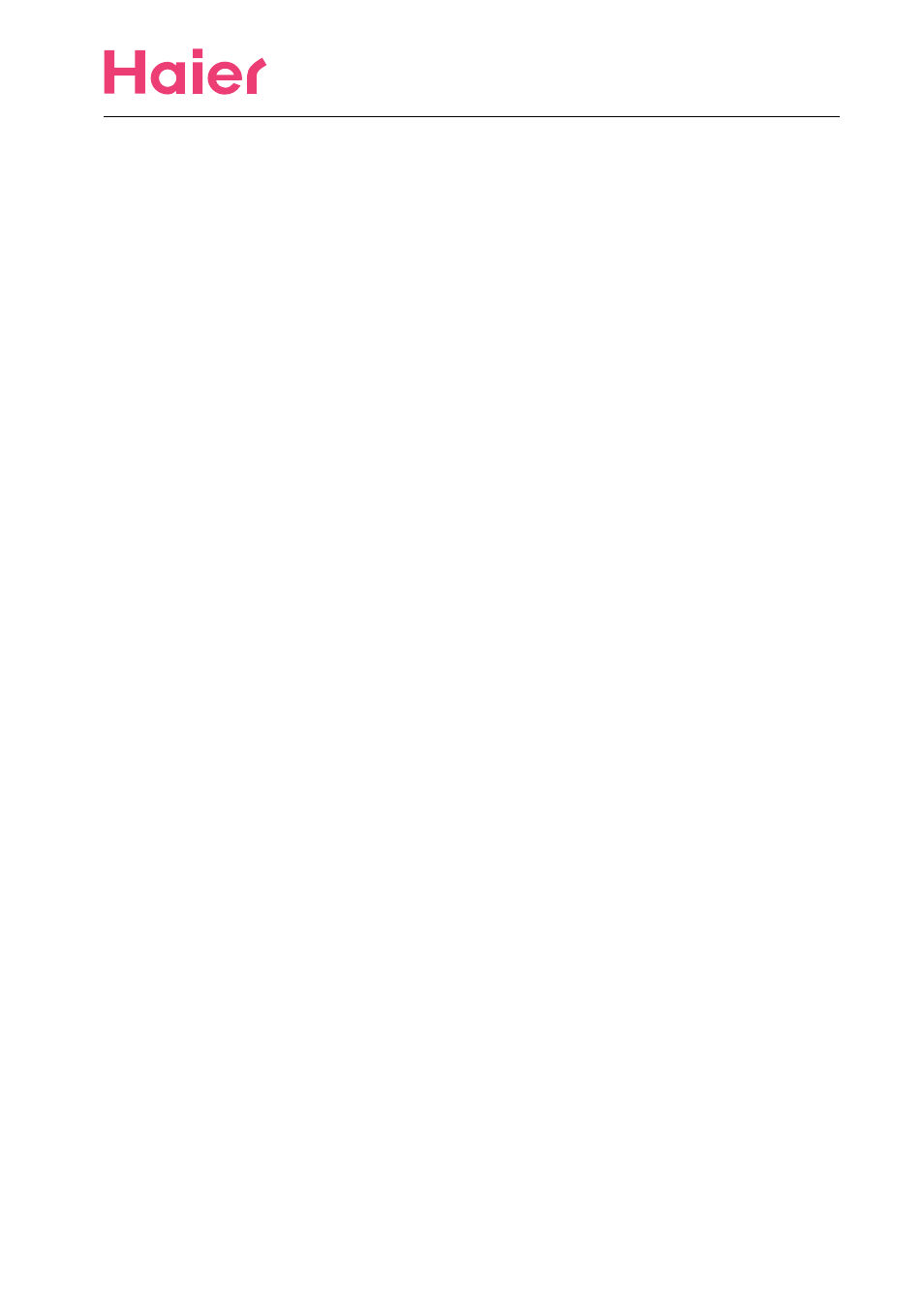 Haier Wiring Diagram | Wiring Diagram on