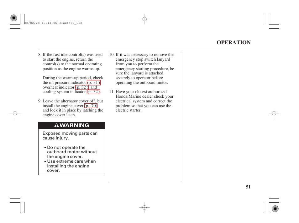 honda bf50d user manual page 53 135 original mode also for rh manualsdir com honda bf50d service manual Honda Manual Book