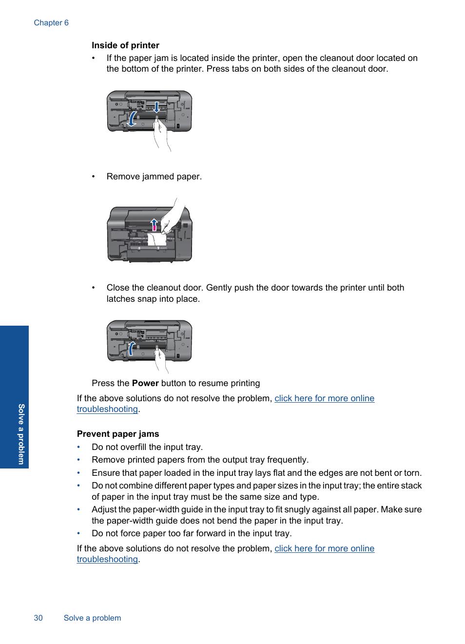 Awe Inspiring Hp Deskjet 1000 J110 User Manual Page 32 48 Also For Download Free Architecture Designs Scobabritishbridgeorg