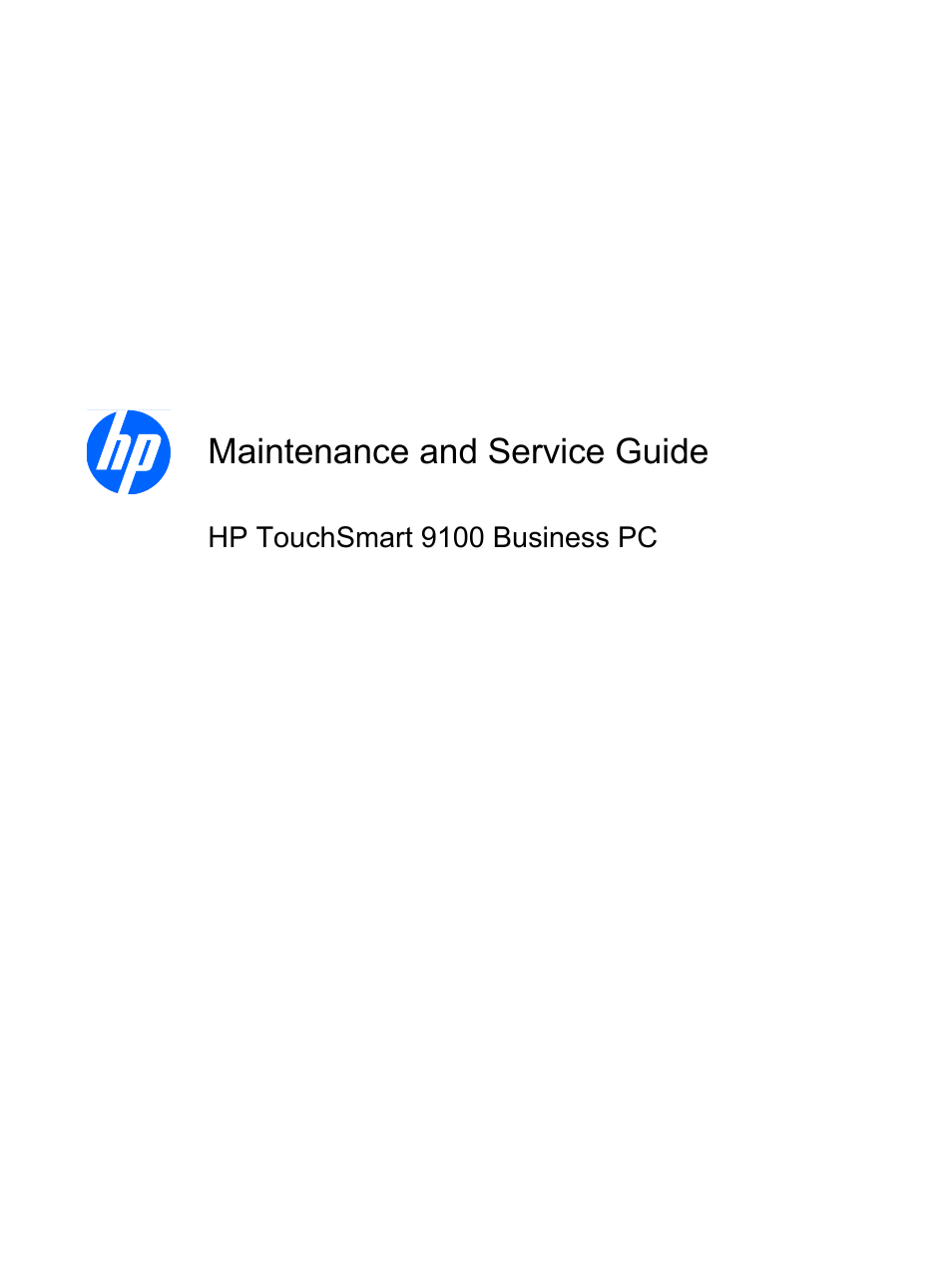 hp touchsmart 9100 user manual 62 pages rh manualsdir com HP TouchSmart 9100 Motherboard HP 9100 TouchSmart Adapter Power Cord