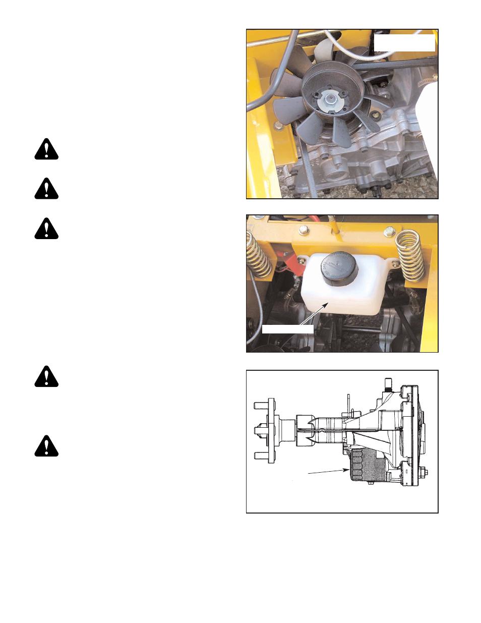 Hustler Turf FasTrak Super Duty 36 User Manual | Page 21 / 34