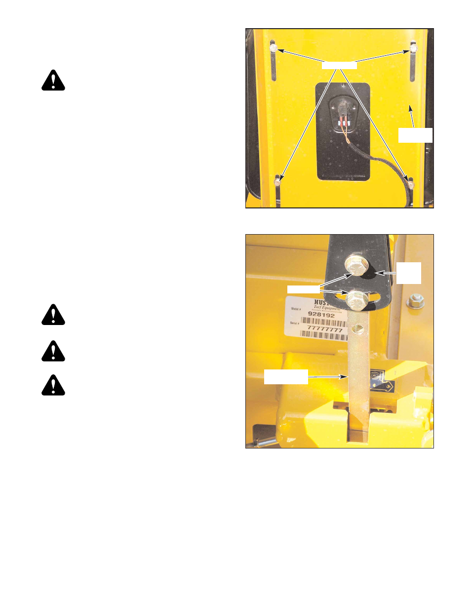 Hustler Turf FasTrak Super Duty 36 User Manual | Page 24 / 34