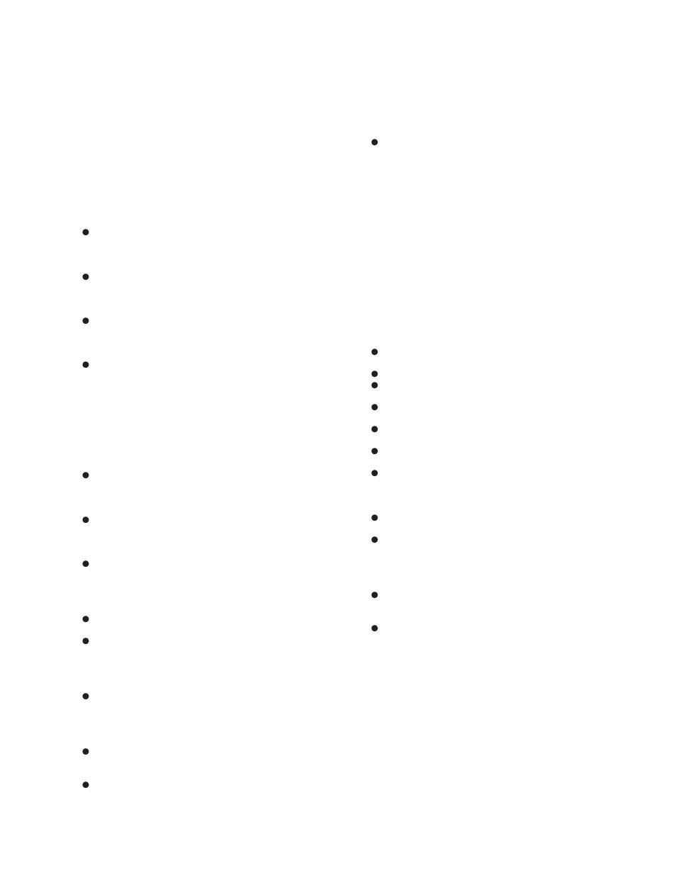 Hustler Turf FasTrak Super Duty 36 User Manual | Page 6 / 34