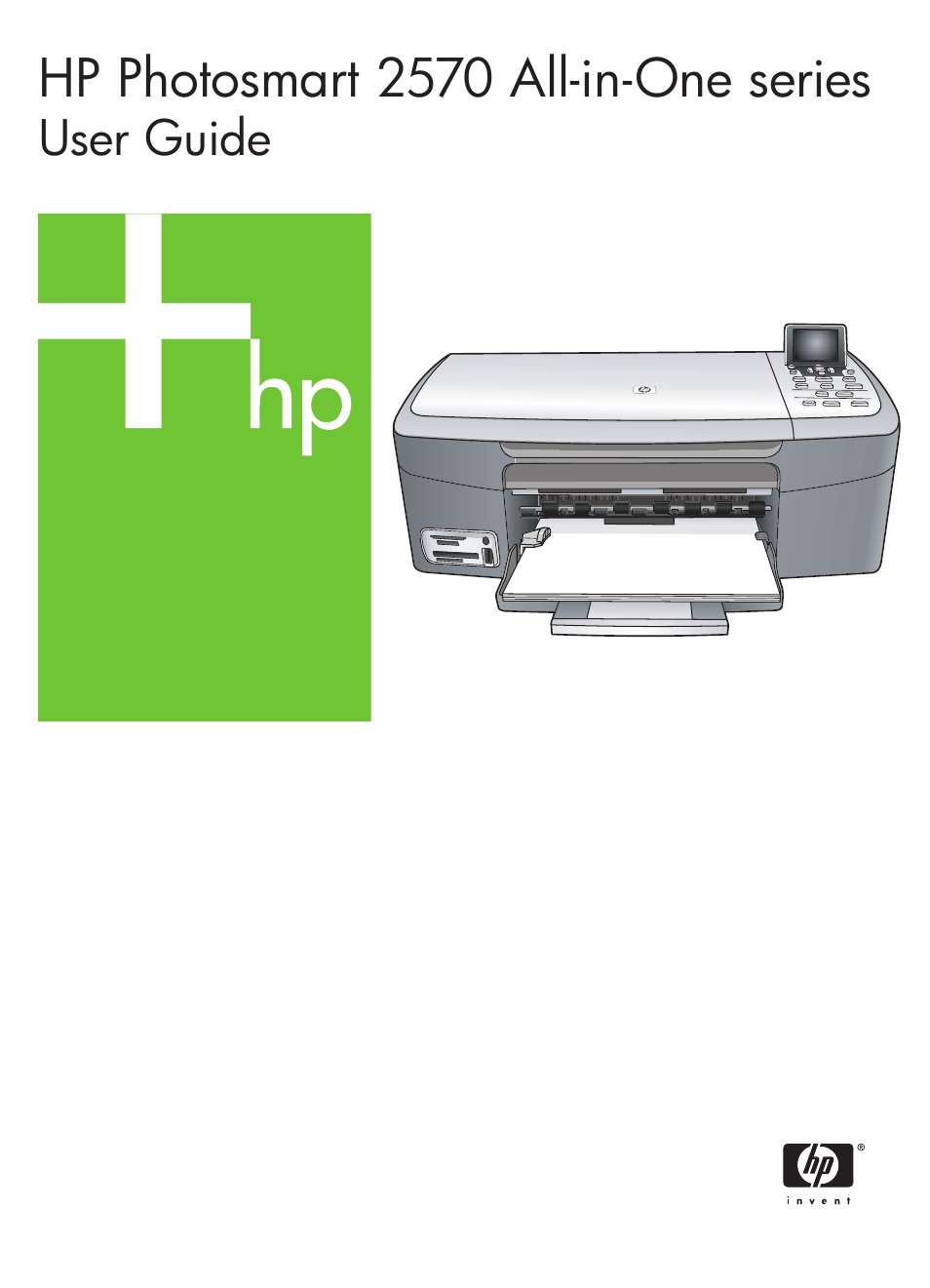 hp 2570 user manual 142 pages also for photosmart 2575v all in rh  manualsdir com HP Photosmart Plus All-in-One Printer HP Photosmart D110