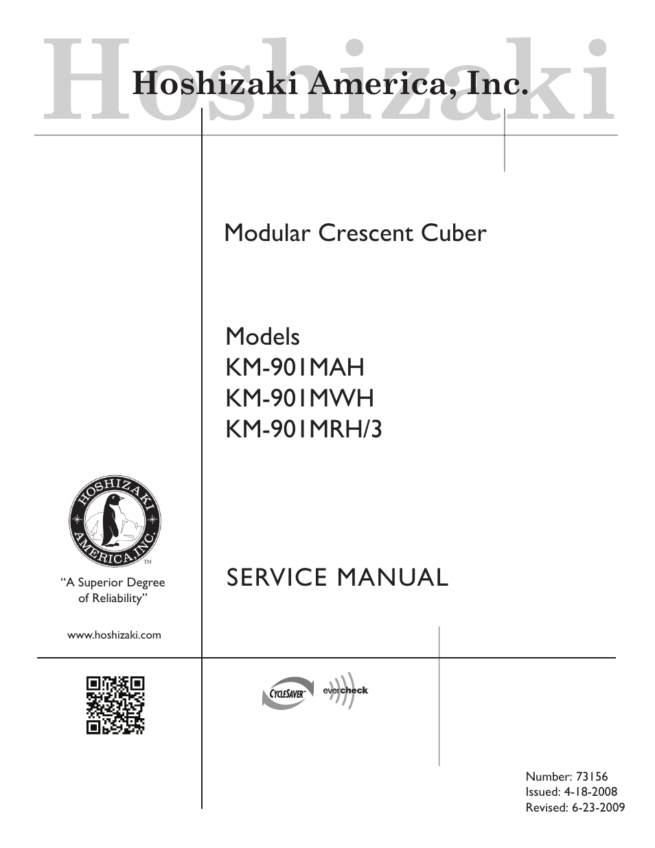 hoshizaki km 901mwh user manual 87 pages also for km 901mrh 3 rh manualsdir com Hoshizaki Manual KM-515MAH F04928c Hoshizaki 451 Mah Service Manual