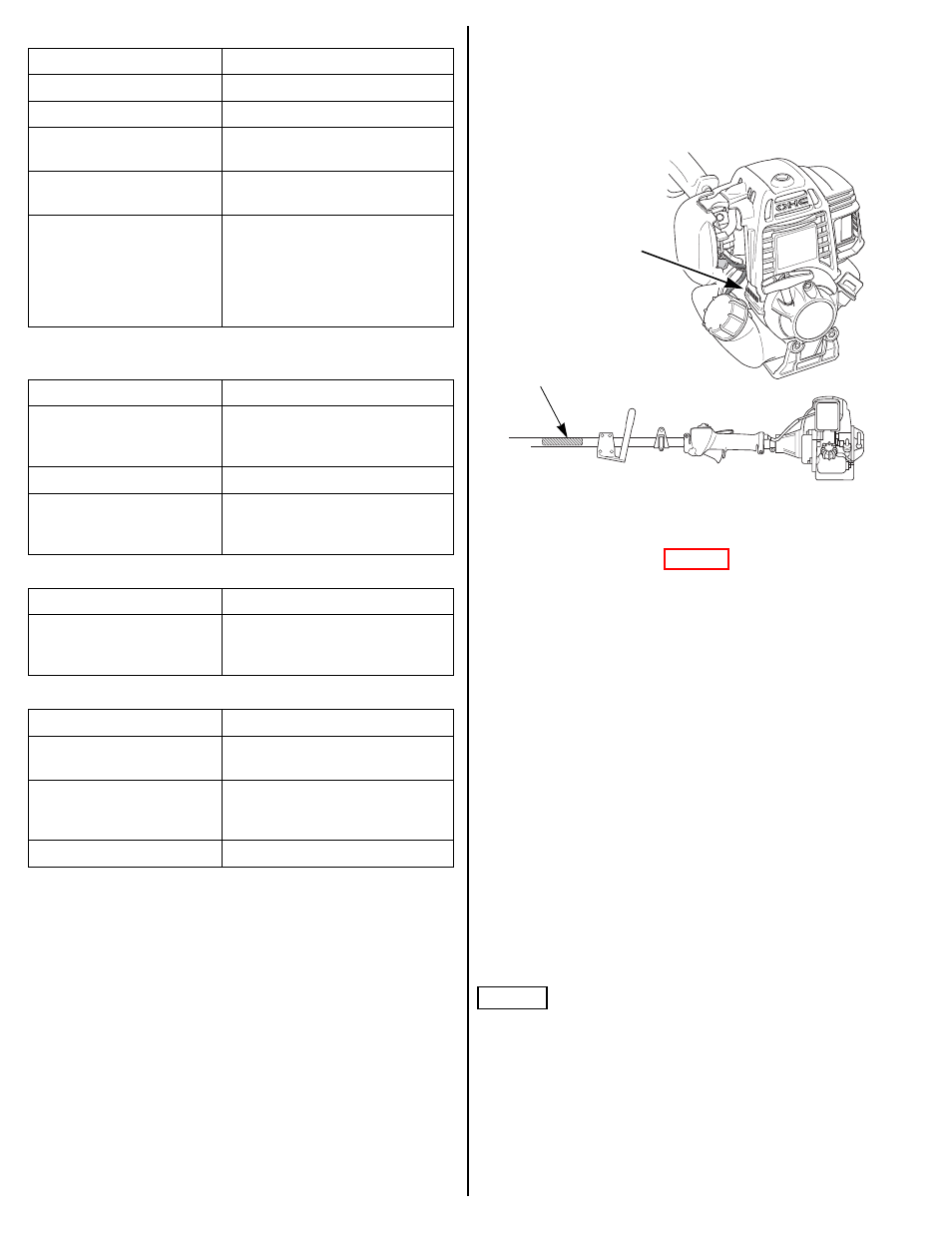Technical information, Serial number locations | HONDA