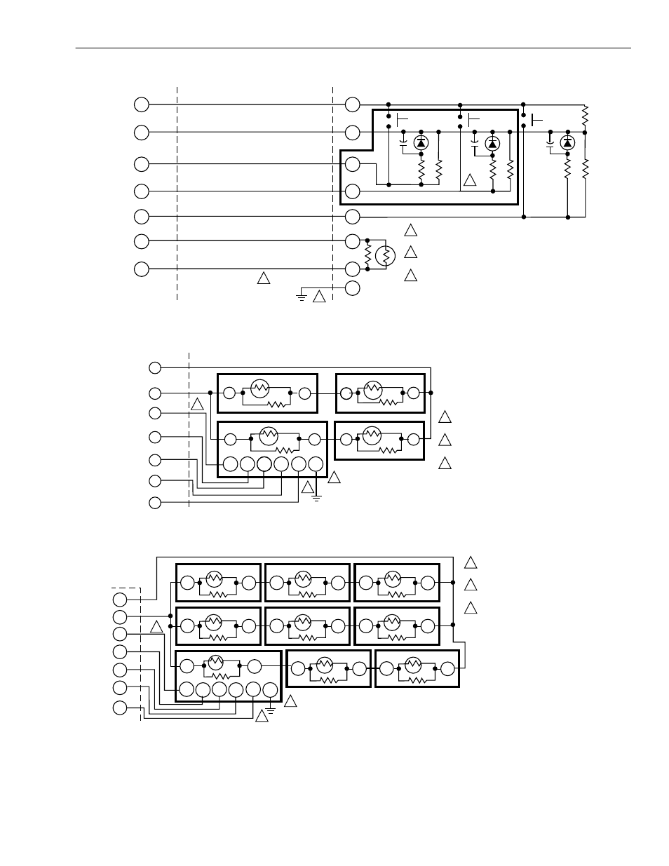 honeywell remote sensor t7147 page5 nd 5, fig 6, t7147 remote sensor and override module honeywell honeywell t7300 wiring diagram at n-0.co