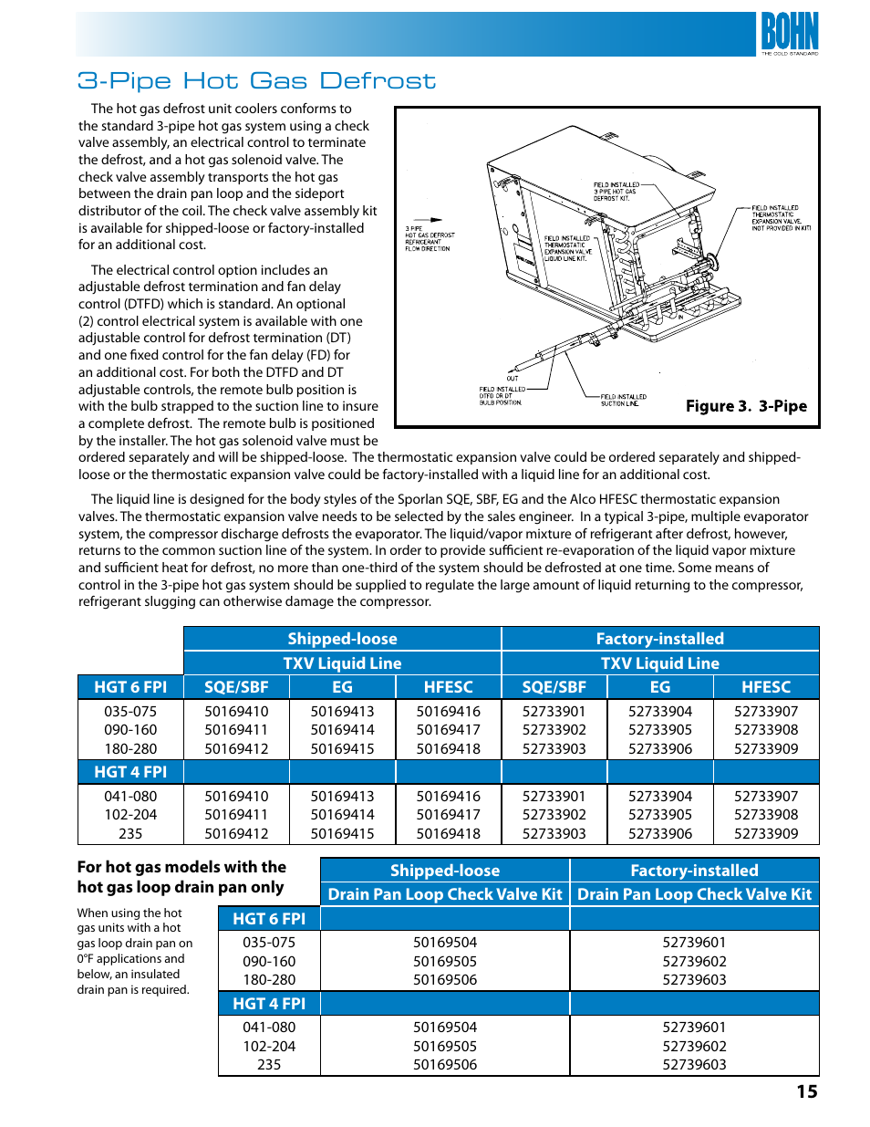 Pipe hot gas defrost | Heatcraft Refrigeration Products BN ... Heatcraft Dtfd Wiring Diagram on