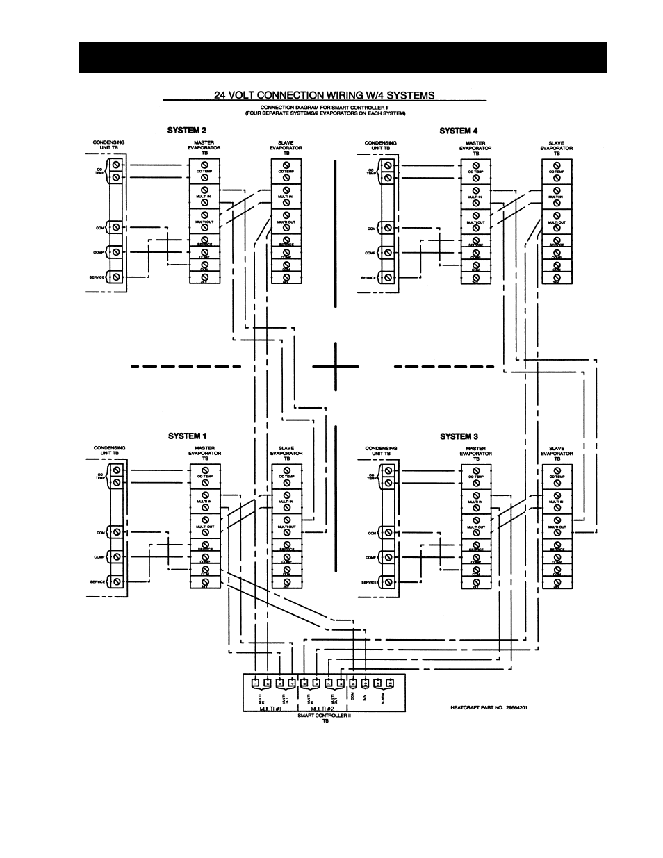 Wiring Diagrams Heatcraft Refrigeration Products Beacon