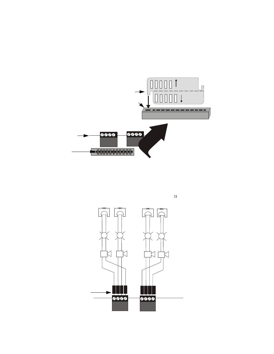 1 configuring nacs, 2 style y (class b) nac wiring, Installation |
