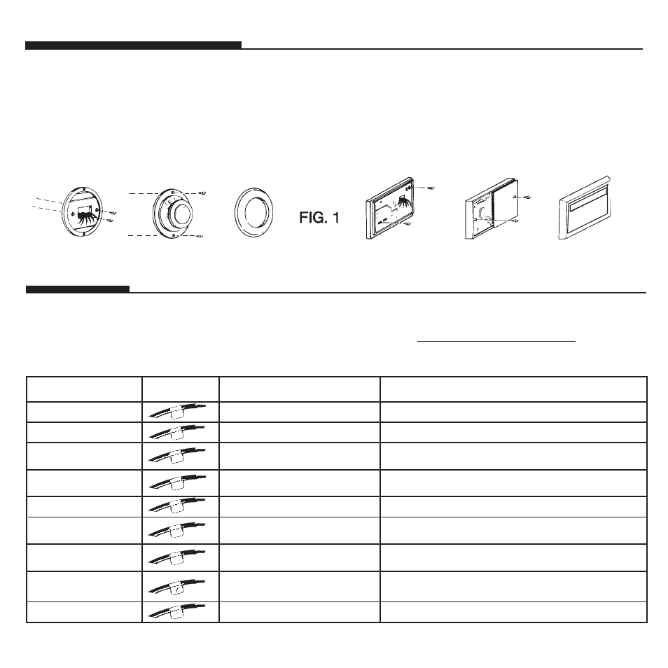 Remove Old Thermostat Label Wires Hunter Fan 44428 User Manual Wiring A Page 20 22