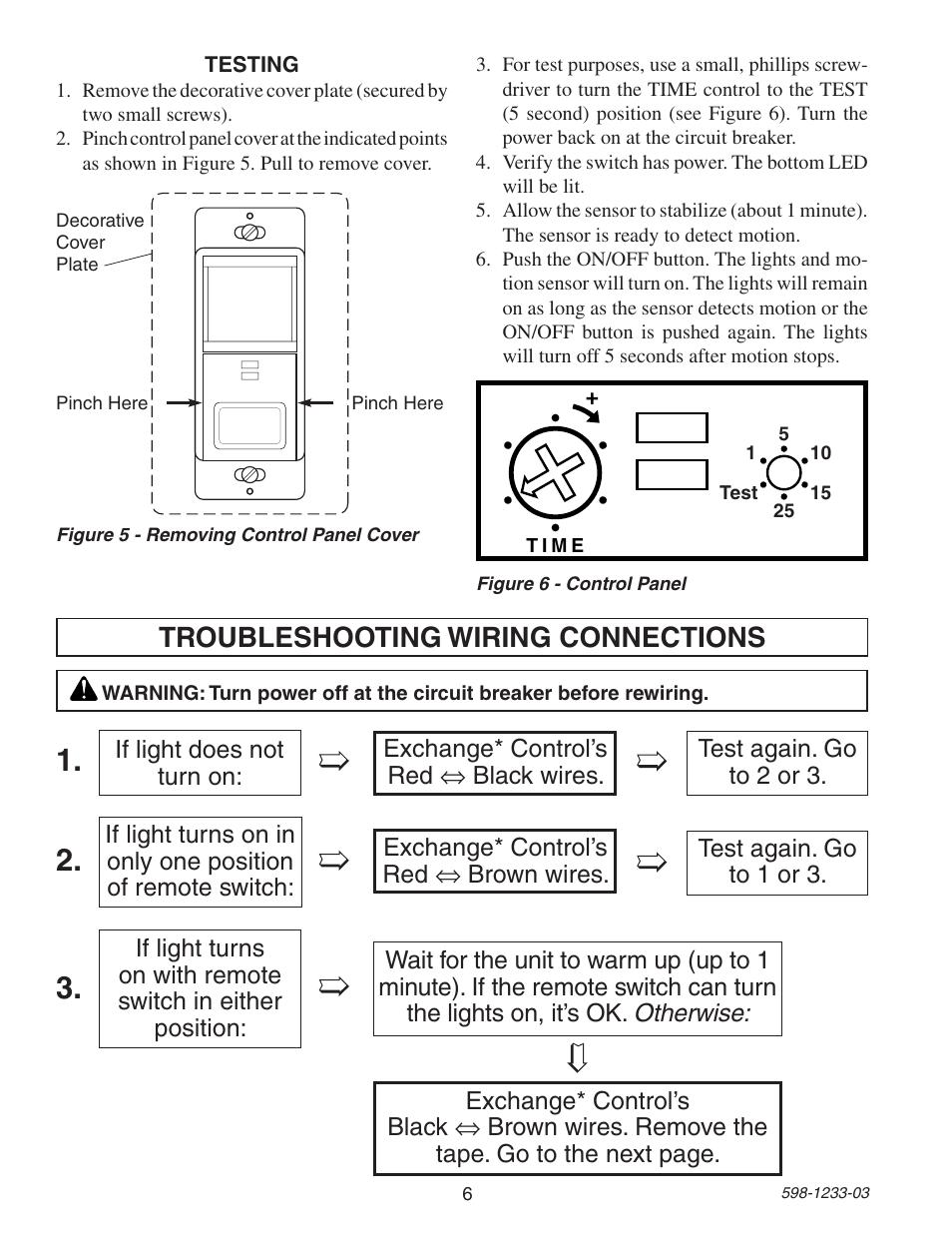Motion Light Switch 3 Way