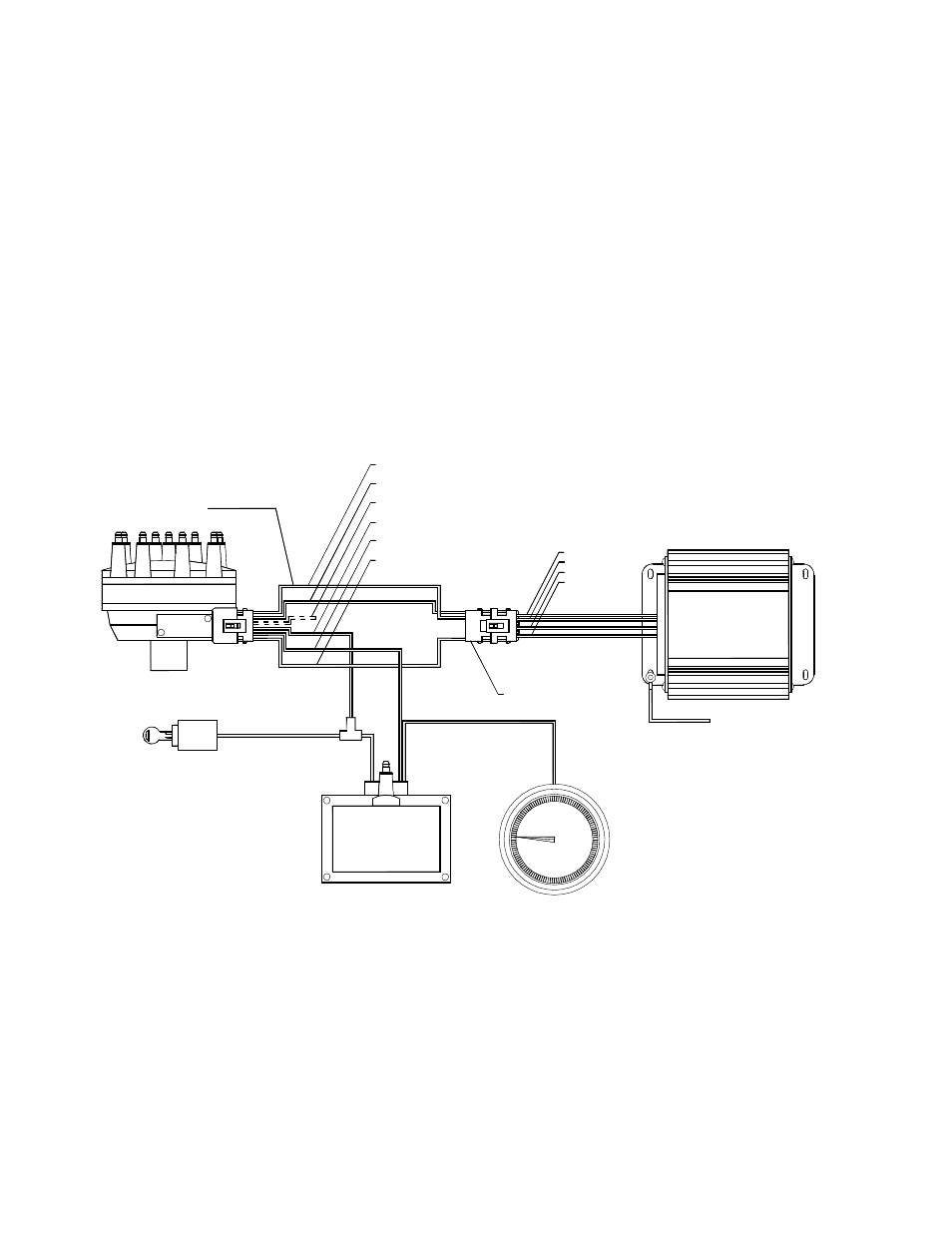 Appendix 10 wiring diagrams, Figure 61 | Holley COMMANDER 950 User Manual |  Page 84 / 98