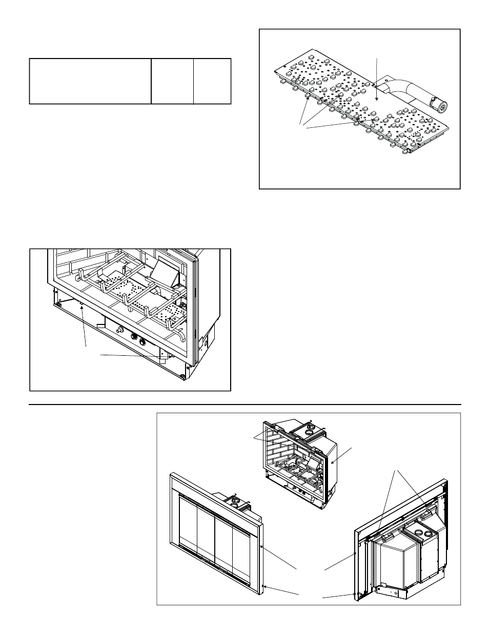 Step 8. installing trim surrounds | Heat & Glo Fireplace HEAT-N-GLO FB-IN User Manual | Page 21 / 23