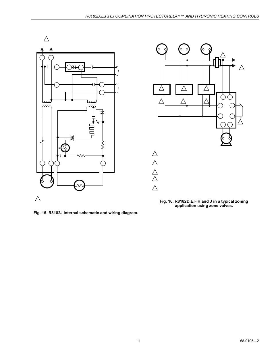 Honeywell R8182h User Manual
