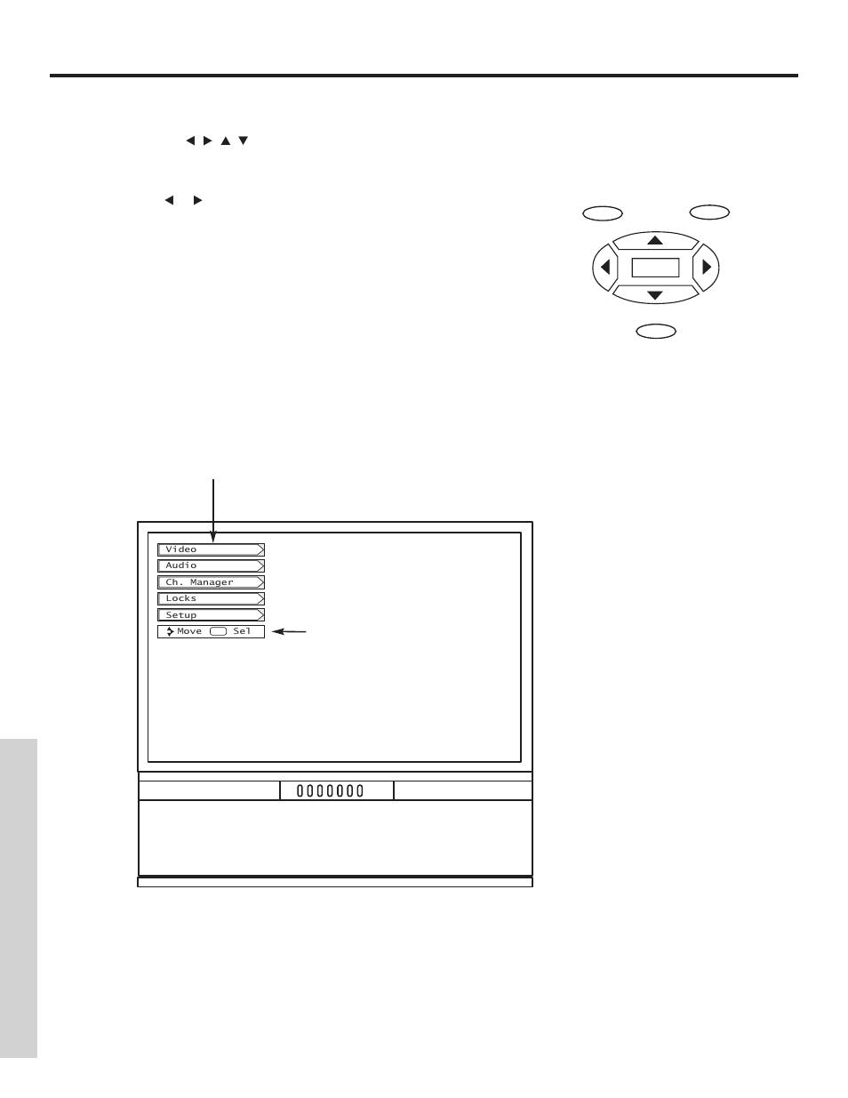 on screen display osd on screen displa y hitachi 51f500 user rh manualsdir com Hitachi StarBoard Manual Hitachi TV Repair Manual