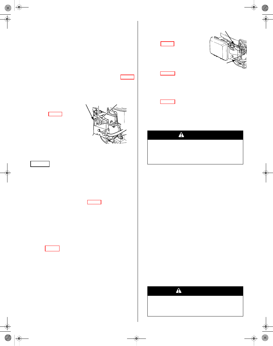 Honda 5 Choke Diagram Electrical Wiring Diagrams Automatic Type 8 Fixed Throttle Servicing Your Engine The
