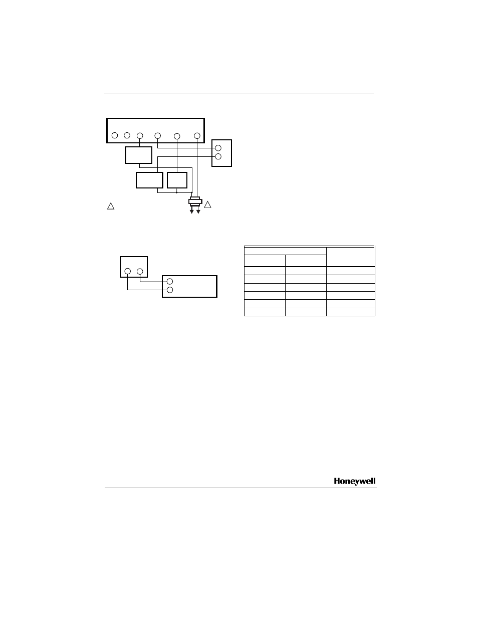 Adjustments Operation And Checkout Humidity Control Adjustment. Adjustments Operation And Checkout Humidity Control Adjustment Honeywell H8908b Humidistat User Manual Page 4. Wiring. Honeywell Humidistat Wiring Diagrams At Scoala.co