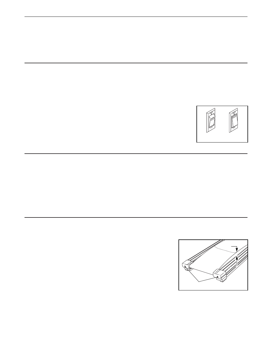 Troubleshooting Healthrider R65 Hrtl71830 User Manual Page 26 34 Circuit Breakers That Won39t Reset